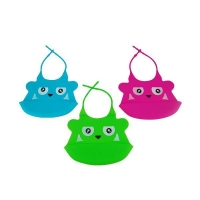 /Office 31041 Silicone Baby Bib