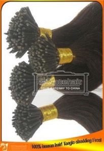 China Wholesale 100 Virgin Brazilian Pre-Tipped Human Hair Extensions-Online Sale on sale
