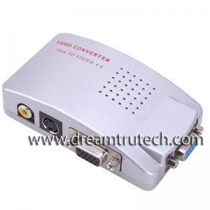 China YFCB5 VGA TO VIDEO / PC to TV Converter on sale