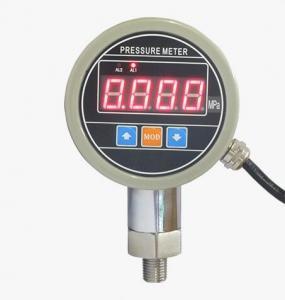 China Intelligent digital liquid pressure gauge on sale