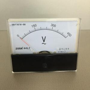 China Marine Type Pointer Analog Voltmeter on sale