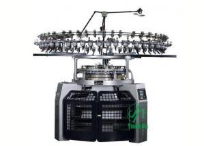 China Computerized Single Jacquard Circular Knitting Machine on sale