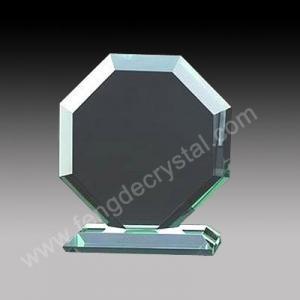 China Jade glass trophies FJ13 on sale