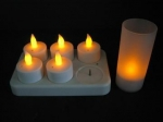 Rechargeable Candle Light Series Name:KE-CAN06D