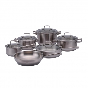 China CB-007 11 pcs US Classic Cookware Set on sale