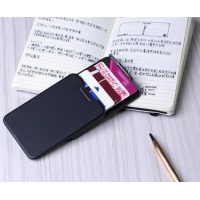 China Ultimate Thin RFID Blocking Credit Card Holder Ingenious Wallet on sale