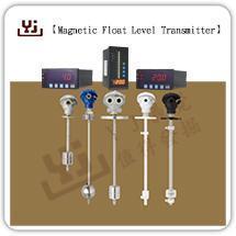 China Magnetic Float Level Transmitter on sale