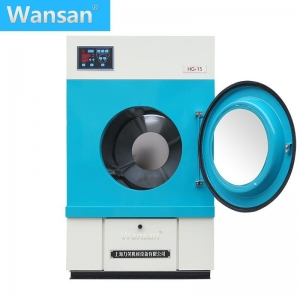 China commercial steam clothes tumble dryer for dry clean shop hotel hospital school on sale