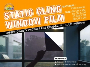 China Paint Protection Static Cling Window Film on sale