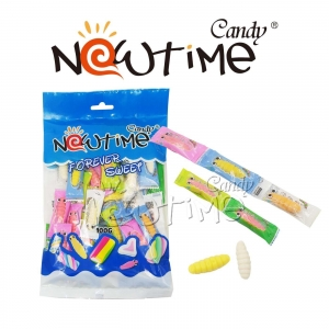 China Jelly Candy NTJ17585 Gummy Worms on sale