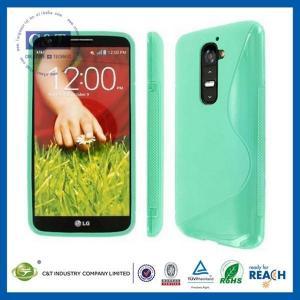 China lg L fino d290N CASES C&T Matte Back Green Flexible TPU Case for lg L fino D295N/d290N on sale