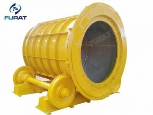 China (800-1200)*2000 Centrifugal Type Concrete Pipe Forming Machine on sale