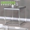China UNIVERSE Factory customized Acrylic Rectangle Desk Clear acrylic coffee table for sale