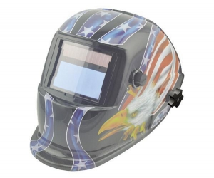 China Welding Mask HF411(decal painted) on sale