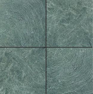 China Slates & Quartzites P010 Bean Green Slate on sale