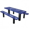 China Leisure Table Sets Name:Arlau TB114 Steel Table and Bench for sale