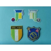 China China factory price custom embroidery patch on sale