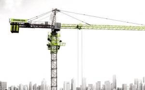 China Hammerhead Tower Crane TC5013-4 on sale