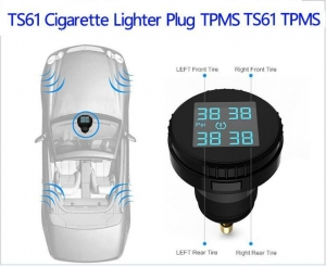 China TS61 TPMS Cigarette Lighter Plug, on sale