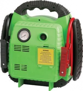China SH-318 Luxury Jump Starter With Air Compressor on sale