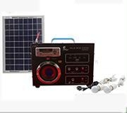 China solar system Product 10W Music Solar System on sale