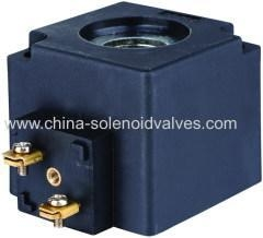 China thermosetting solenoid coil for K Q solenoid valve on sale