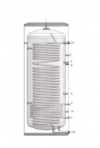 Quality WATER TANK HSTSeries for sale