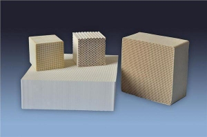 China Honeycomb Ceramic for RCO(Catalyst Support) on sale