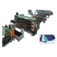 China PLASTIC SHEET& PLATE extrusion line on sale