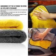 China Microfiber Kitchen Wash Auto Car Home Dry Polishing Cloth Cleaning Towel on sale