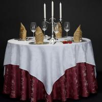 high quality banquet table cloth