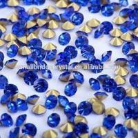 China Rhinestone Wholesale cheap sew on glass crystal pointback diamond rhinestone on sale