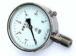 China Pressure Measurement YT Series Special Pressure Gauge on sale