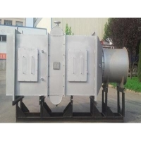 Wellhead heating unit