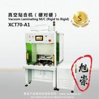 Small-size TP Vacuum Laminating M/C (Rigid To Rigid)