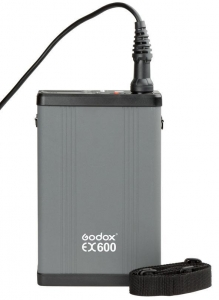 China Fomito EX600 Outdoor Flash Light 600WS Portable Monolite (Location Shooting) on sale