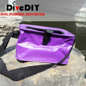 China SPEARFISHING Products Outdoor folding Bucket - Model:DB005-PL on sale