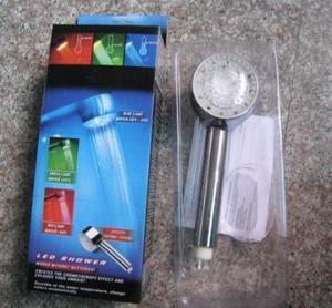 China Houseware Led Shower Head on sale