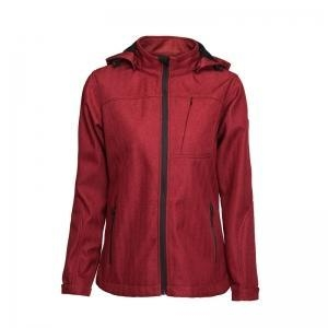 China Women Outdoor Hiking Waterproof And Breathable Softshell Jacket supplier