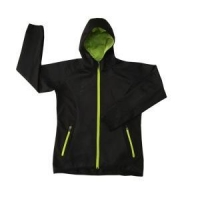 China Black Fashion 3 Layers Softshell Jacket For Women on sale