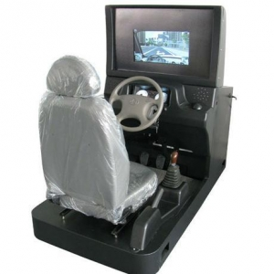 China 19inches driving simulator for driving school on sale