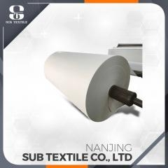 China hot selling roll sublimation ink paper/sublimation coating for cotton on sale