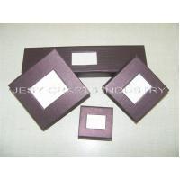 PAPER JEWELRY BOX SET AA series
