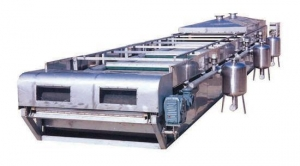 China PBF continuous horizontal vacuum belt filter on sale