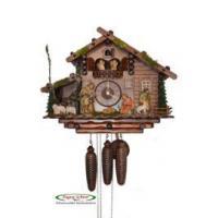 Item:5.8785.01.P 8-Day Music Cuckoo Clock Christmas clock August Schwer Clocks