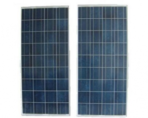 China 125w polycrystalline PV modules at the best price for solar panel on sale