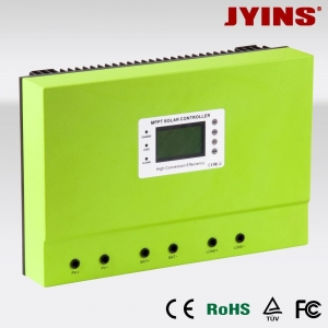 China JY-Master-100A MPPT Solar Charge Controller on sale