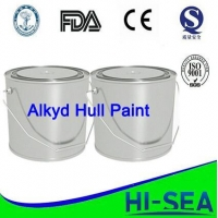 China Marine Winch Alkyd Hull Paint on sale