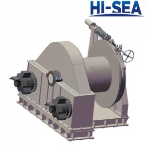 China Marine Winch on sale