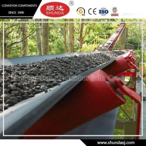 China Conveyor Belts EP Rubber Belts for mining coal conveyor machinery on sale